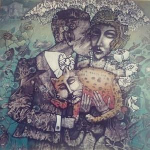 Vasyl Netsko, Ogród Miłości, 2021