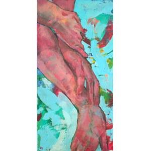 Diana Galińska, Masaż dłoni na przednówku, 2021