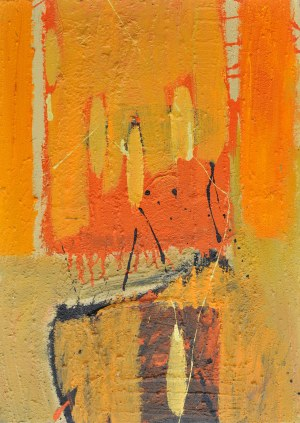 Marek Batorski, ,,Autumn leaves II'', 2011