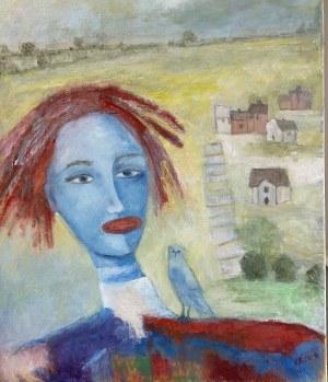 """Krystyna Bochenek, """"W drodze do domu"""", 2019"""