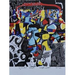 "Ryszard Grazda, ""TP 1"", 2020"