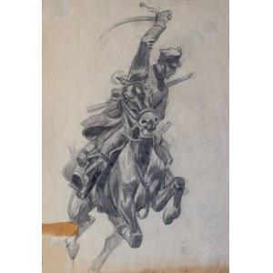Ryszard Prauss, Kawalerzysta, 1939