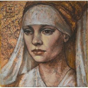 """Mira Skoczek-Wojnicka, """"Gotycki turban"""", 2021"""