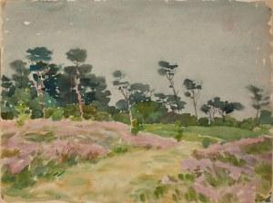 """Henryk Starzyński, """"Wrzosy we mgle"""", 1969"""