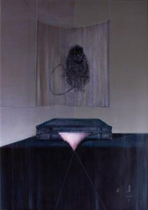 """Joanna Stożek, """"Małpka"""", 2014"""