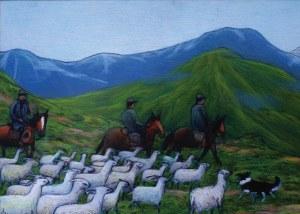 "Richard Wawro, ""Redyk w Chinach"", 1983"