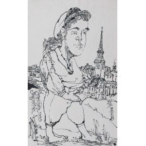 Franciszek MAŚLUSZCZAK (ur. 1948), Gorzów Wielkopolski, 2000