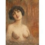 Tekla Michalina Nowicka (1877-1932), Półakt kobiecy