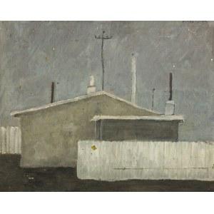 Arika Madeyska (1920 Warszawa - 2004 Paryż), Pejzaż miejski