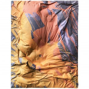 Robert Jaworski (ur. 1968), Orange / Pink / Violet, 2019