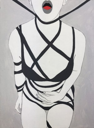 Viola Tycz (ur. 1973), Korumpowana 2, 2020