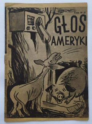 Głos Ameryki • Komunistyczna broszura propagandowa