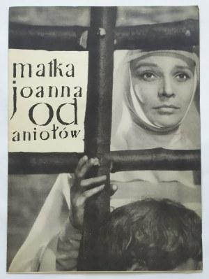 Program filmowy • Matka Joanna od Aniołów