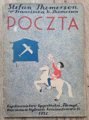 Themerson Stefan • Poczta