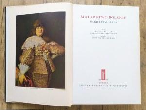 Malarstwo Polskie. Manieryzm. Barok • Andrzej Ryszkiewicz
