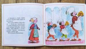 [Poczytaj mi, mamo] Łochocka Hanna • O pierwszym rogaliku [Maria Mackiewicz]