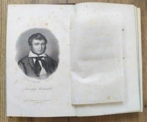 Mochnacki Maurycy • Listy Maurycego Mochnackiego i brata jego Kamila [1863]