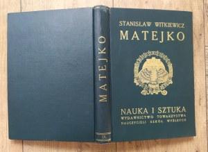 Witkiewicz Stanisław • Matejko