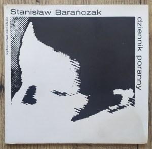 Barańczak Stanisław • Dziennik poranny
