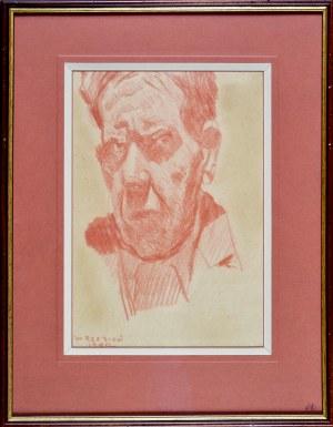Stanisław KAMOCKI (1875-1944), Autoportret, 1942
