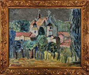 Henryk KRYCH (1905 – 1980), Pejzaż miejski