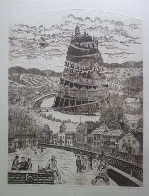 Wojciech Kostiuk,Krynicka Wieża Babel,