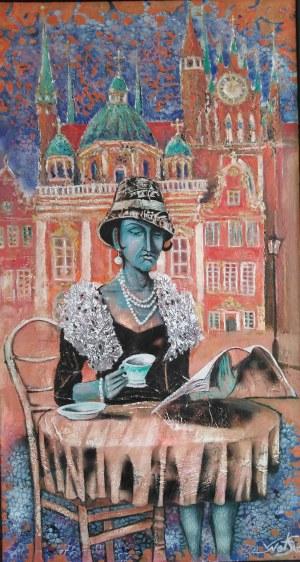 Vasyl Netsko, Południowa kawa, 2020
