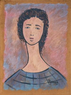 Tymon Niesiołowski, Portret kobiety