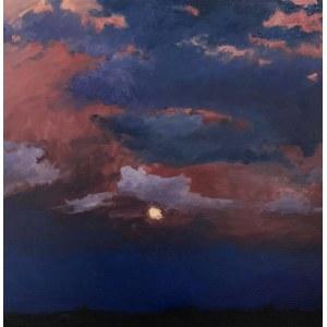 Mateusz BRZOZOWSKI (ur. 1996), Księżycowa noc, 2020