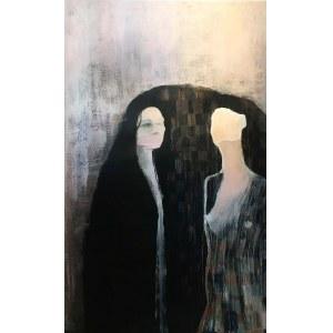 Iwona LIGĘZA (ur. 1990), Dwie kobiety