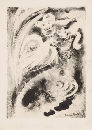 Umińska Jadwiga (1900 - 1983), W przestrzeni, lata 50. XX w.