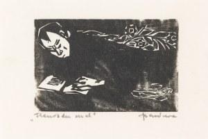 Bandura Jerzy (1915 - 1987), Fleurs du mal
