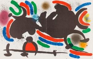 Miró Joan (1893-1983), Kompozycja IV, 1972