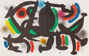 Miró Joan (1893-1983), Kompozycja VIII, 1972