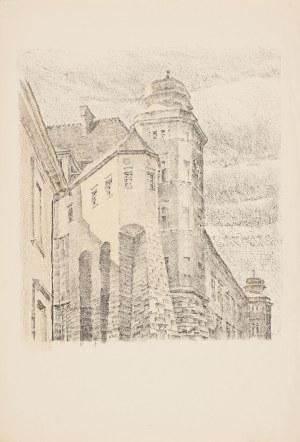 Pinkas Ignacy (1888-1935), Wawel. Kurza Stopka, [1935]