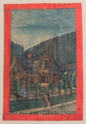 Nikifor Krynicki, Wieś