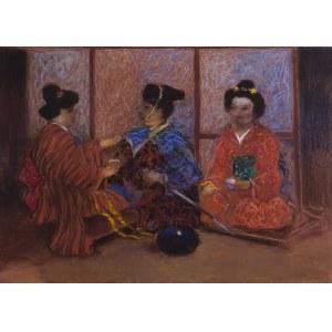 Moryciński Grzegorz, Samuraj i gejsze