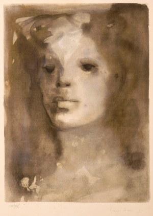 Leonor Fini (1907 - 1996) Une femme, lata 60-te XX w.
