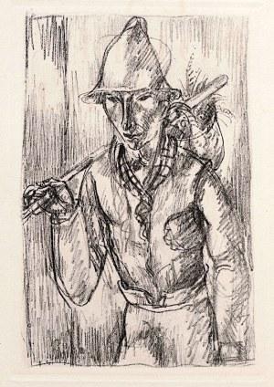 Eugeniusz Zak (1884 – 1926), Wędrowiec, 1929