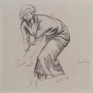 Eugeniusz Zak, Dama, 1929