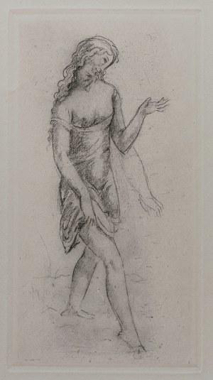 Eugeniusz Zak, Kobieta, 1929