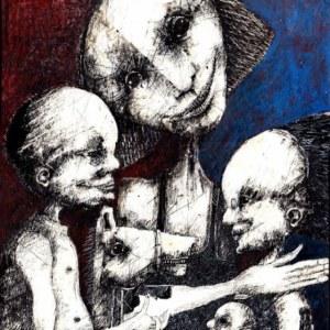 Piotr Kamieniarz - Mała Salome,