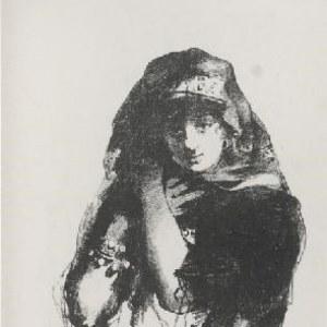 Franciszek Żmurko - Tancerka