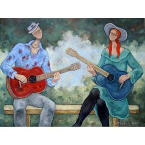 Henryk Trojan, Flamenco na dwie gitary, 2020