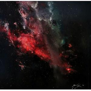 Grażyna Mucha, Kosmos, 2020