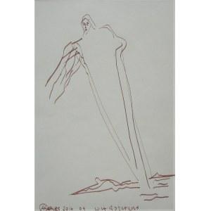 Andrzej Renes, Rysunek do rzeźby