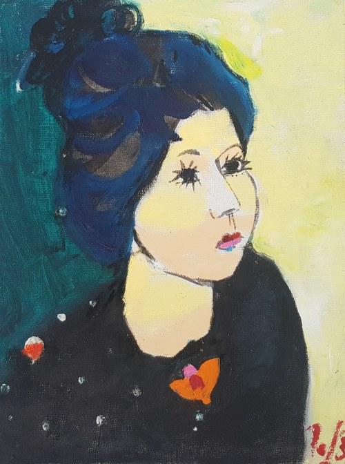 Jerzy Świątkowski, Portret Kobiety