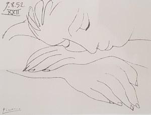 Pablo Picasso, Seriografia Belgia