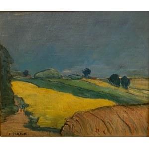 Józef Czapski(1896-1993), ''Polna droga''
