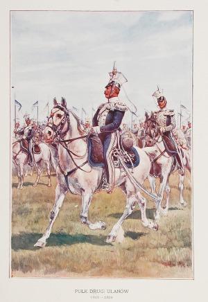 Bronisław GEMBARZEWSKI (1872-1941), Wojsko Polskie. Księstwo Warszawskie 1807-1814; Wojsko Polskie. Królestwo Polskie 1815-1830